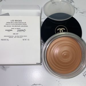 NWB 360 Soleil Tan De Chanel Bronze Universal